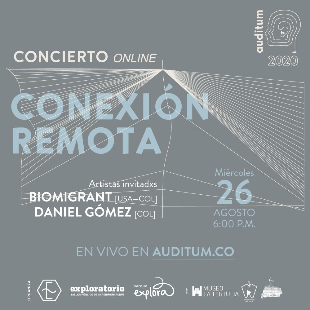 1. Conexión remota