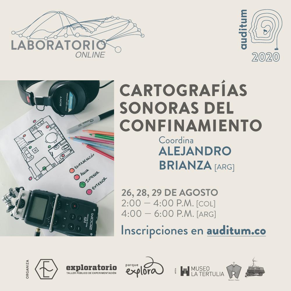 03 LABORATORIO Cartografías sonoras del confinamiento